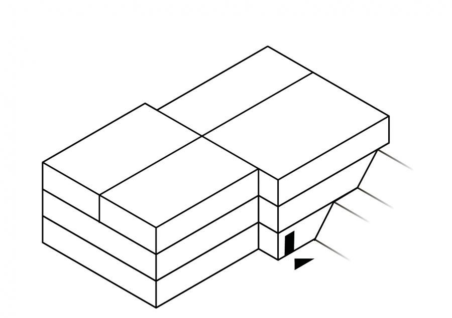 Haus B | 2. Obergeschoss