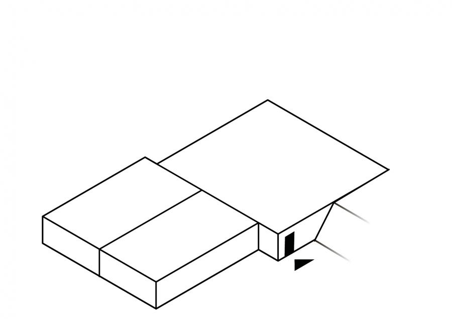 Haus B | Erdgeschoss